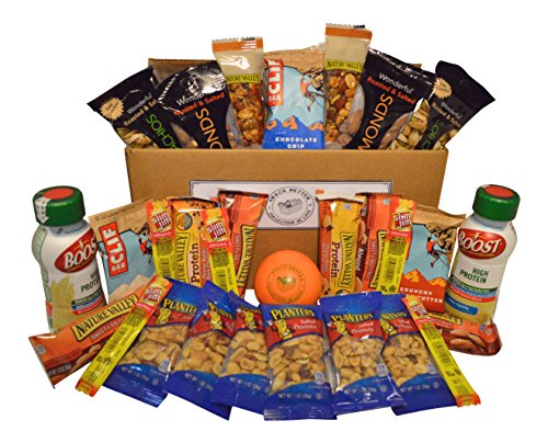 High Protein Healthy Snack Box