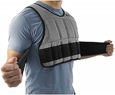 side facing sklz training weight vest