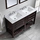 Ove Decors Harry 60 Bathroom Double Vanity in Java