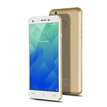 Oukitel U7 Plus - 4G Smartphone Libre Android 6.0 (Pantalla 5.5 ...