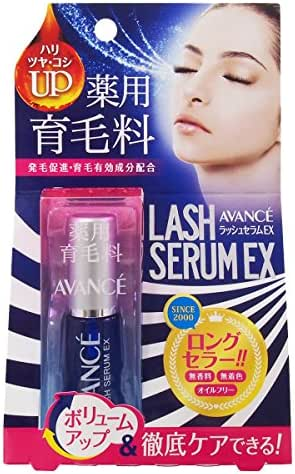 Avance EyeLash Renewal Re growth Serum EX
