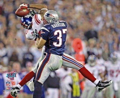 David Tyree Great Catch Super Bowl XLII 8x10