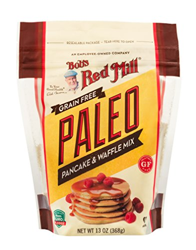Pancake & Waffle Mix, 13-ounce (Bobs Red Mill Pancake)
