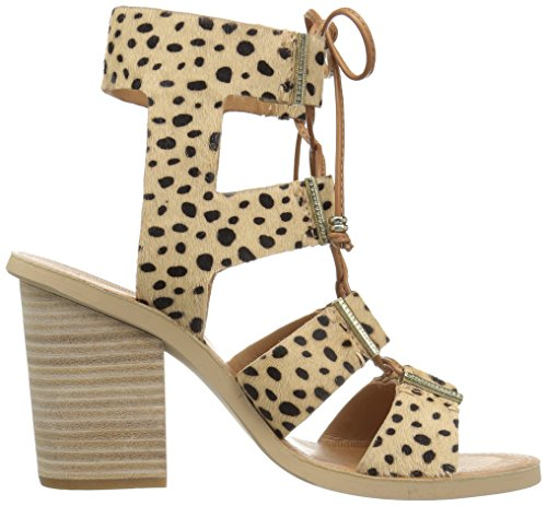Dolce Vita Women's Witley Heeled Sandal Leopard Calf Hair cheap buy authentic outlet locations cheap price iU8SZ8yHvK
