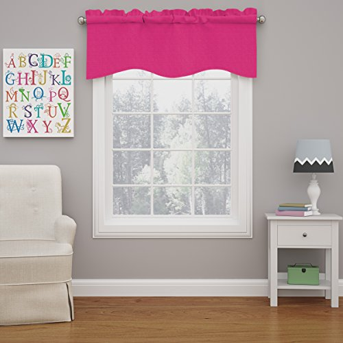 - ECLIPSE Kitchen Valances for Windows - Kendall 42
