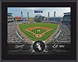 "Chicago White Sox 10"" x 13"" Sublimated Team Stadium Plaque - Fanatics Authentic Certified - MLB Team Plaques and Collages"