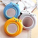 MoeWoods(TM) Cute USB Warmer Pad Heater Milk Tea Coffee Hot Drinks Cup Coaster Mats Wd