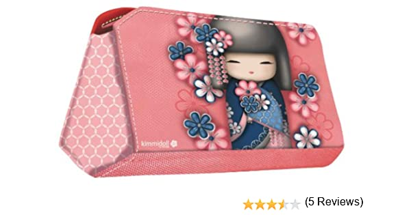 Kimmi Doll UVA Fragola - Estuche: Kimmi Doll UVA Fragola Flat Pencil Case: Amazon.es: Equipaje
