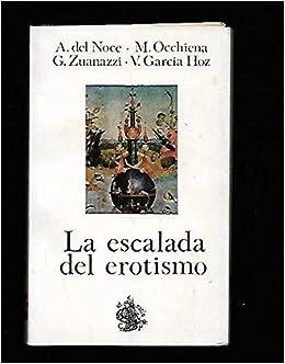 La escalada del erotismo (Cuadernos Palabra): Amazon.es: Noce ...