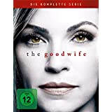 The Good Wife - Gesamtbox [42 DVDs]