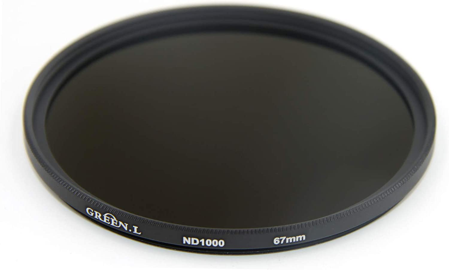GREEN.L 46mm ND1000 Filter Slim Neutral Density ND Filter Optical Glass 10 Stop