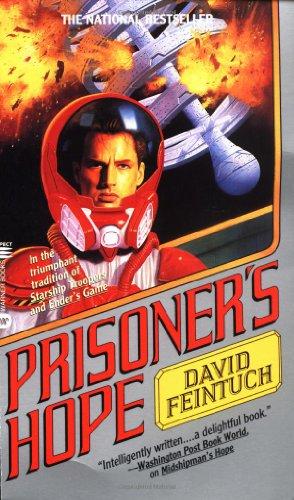 book cover of Prisoner\'s Hope