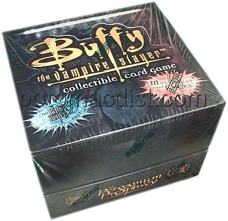 Buffy The Vampire Slayer CCG Unlimited Edition Pergamum Prophecy Starter Box ()