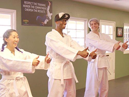- Clip: Chuck Norris Karate