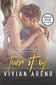 Turn It Up (Turner Twins Book 1) by [Arend, Vivian]