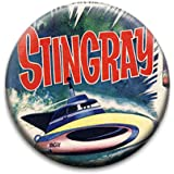 Stingray Badge by RetroBadge
