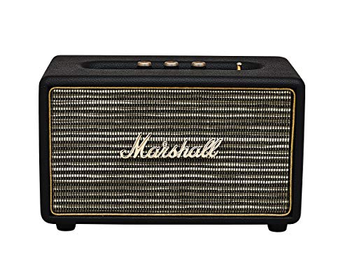 Mobile Action Bluetooth (Marshall 04091802 Acton Wireless Bluetooth Speaker Black)