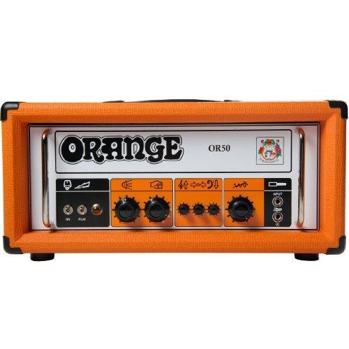 【 並行輸入品 】 Orange (オレンジ) アンプ アンプリファー OR50 Tube ギターアンプヘッド Orange (オレンジ) (Orange (オレンジ)) B00JEF4I3M