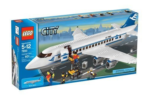 Amazon Lego City Passenger Plane Toys Games