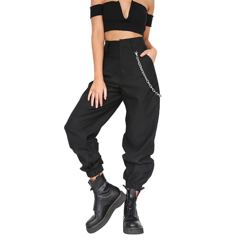 a14f2930c2 Top11: Womens Harem Baggy Hip Hop Dance Jogging Sweatpants Casual Slacks  Trousers