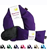 Happy Wraps Unscented Flax Seed Neck Wrap with Unscented Flax...