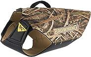 Browning 3mm Neoprene Dog Vest Dog Hunting Vest, 3mm Neoprene, Mossy Oak Camo, Bottomland, XX-Large