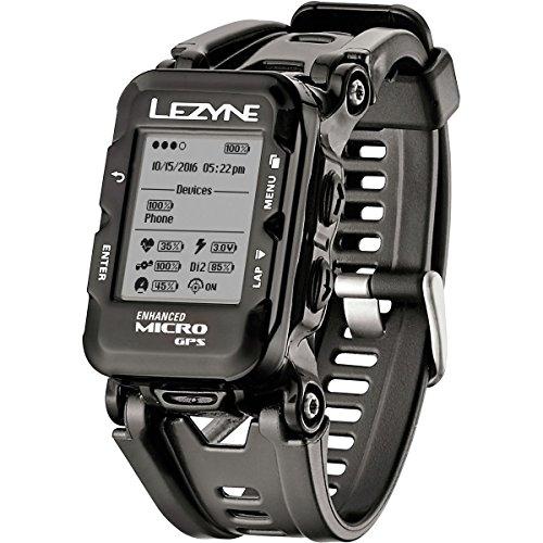 Lezyne GPS Watch, Black, One Size by Lezyne