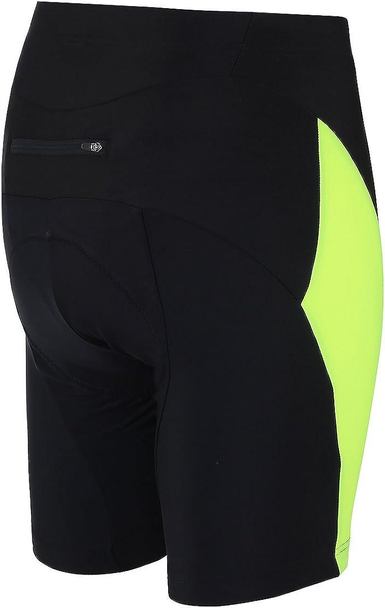 color negro talla L Airtracks Pro-T Pantalones cortos de ciclismo