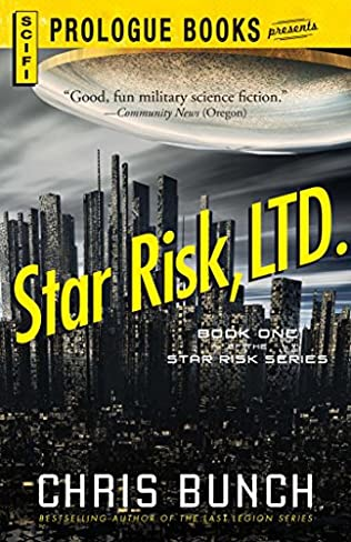 book cover of Star Risk, Ltd.