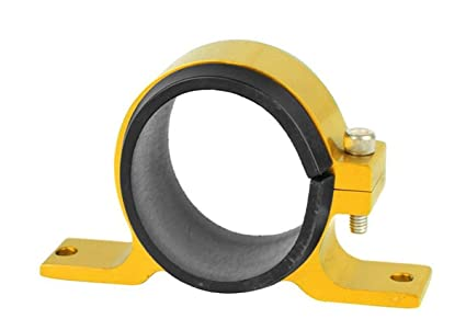 60mm External Fuel Pump Filter Bracket Mounting Clamp Holder for Bosch 044 Pump