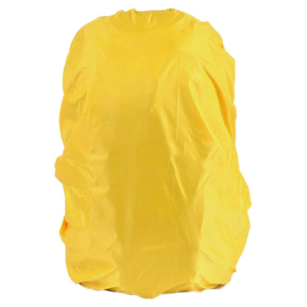 Wasserdicht Regenschutz für Rucksäcke Rucksackschutz Ranzen Regenschutz Rucksackcover Regenüberzug Sicherheitsüberzug Reflektorüberzug für 30L - 40L Rucksack Generic STK0154001023