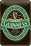 Guinness Metal Wall Sign (Ireland)