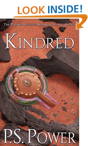 kindred series book 5 release date
