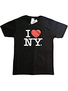 671ea66d5 I Love NY Short Sleeve, Heart T-Shirt, Tee Shirt Men, Screen