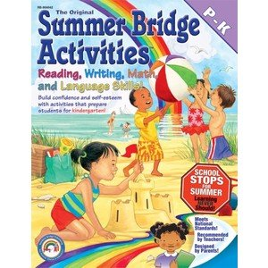 Summer Bridge Activities: Preschool to Kindergarten by Summer Bridge Activities