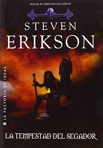 Descargar Libro La Tempestad Del Segador Steven Erikson
