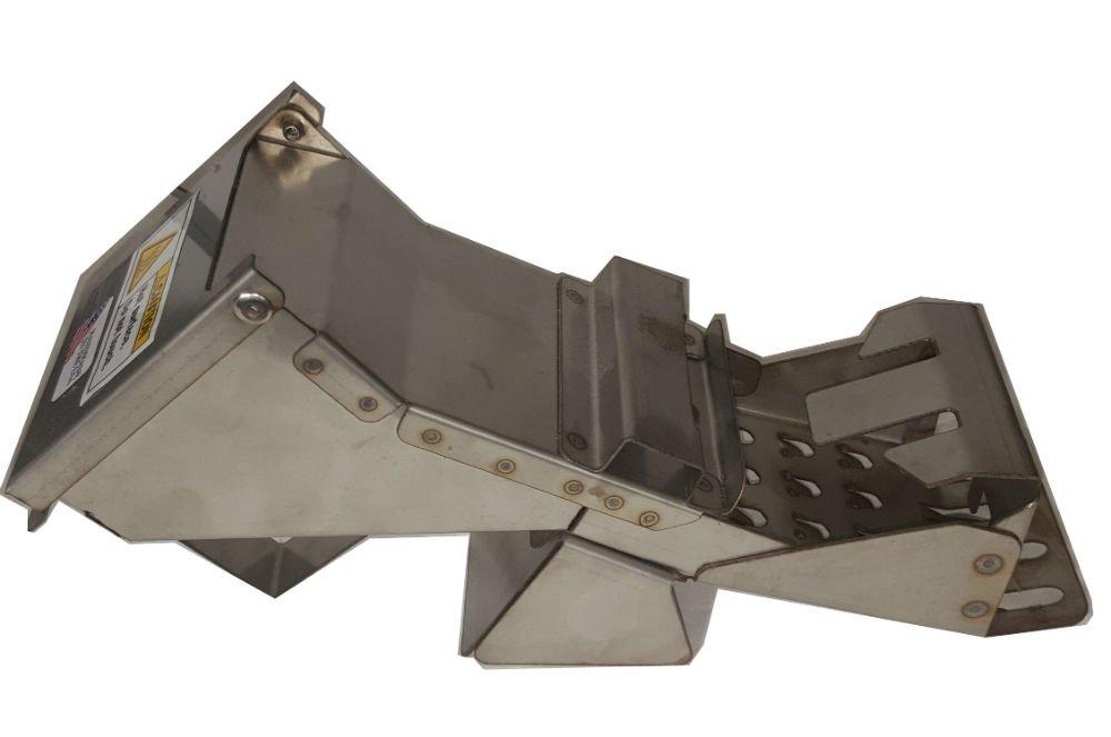 SHTFandGO LLC Bullet Proof 22 Back Pack Rocket Estufa Pellet Hopper: Amazon.es: Deportes y aire libre