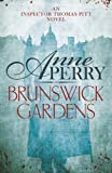 Brunswick Gardens by Anne Perry front cover
