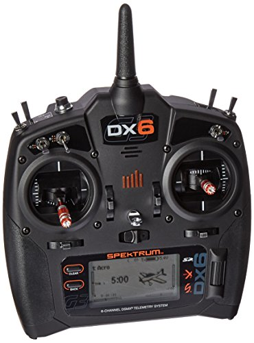 Spektrum R6750 DX6 Transmitter