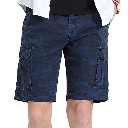 fcb91fbf22 Clothing Men Pandapang Men Cut Off Faded Comfortable Pocket Hole Striped Denim  Shorts