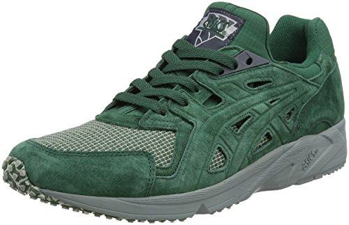 Asics Gel-DS Trainer Og, Sneaker Uomo Verde (Hunter Green/Hunter Green 7979)