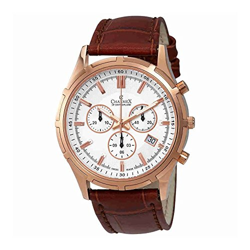 Charmex of Switzerland Hockenheim Chronograph Mens Watch 2835