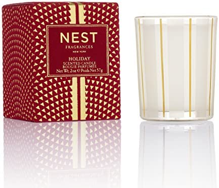 4b597d042b3d9 Amazon.com  NEST Fragrances Votive Candle- Holiday