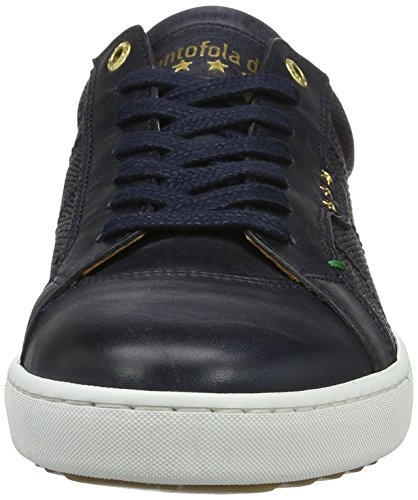 Pantofola dOro Canaverse Low, Scarpa Stringata Uomo Blu (Dress Blues)