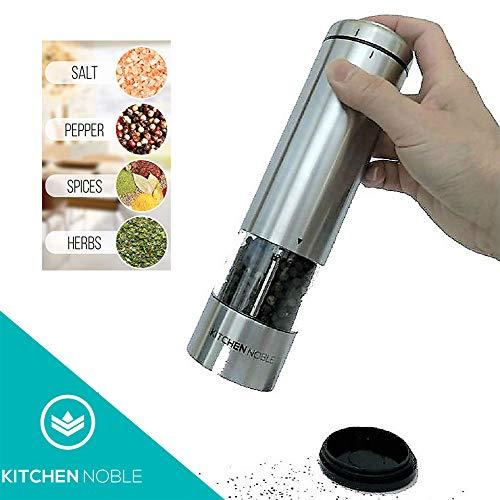 Buy electric salt and pepper grinders