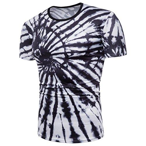 Sommer Casual Sport Tees Beiläufige Shirt Lustige Graphics Hop Shirts Shirt Männer Druck T Hip T 3D Spaß Rundhals Kurzarm T White T Motiv Longra T Stücke Tops Herren Style Shirt q7wg6zxz