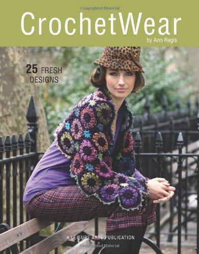 Download CrochetWear  (Leisure Arts #4799) PDF