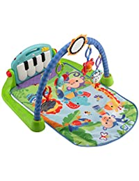 Fisher-Price Kick & Play Piano Gym, Blue BOBEBE Online Baby Store From New York to Miami and Los Angeles