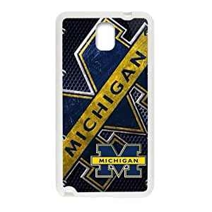 University Of Michigan Wolverines Cell Phone Case for Samsung Galaxy Note3