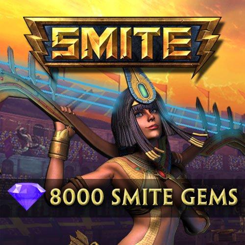 400 smite gems - 4